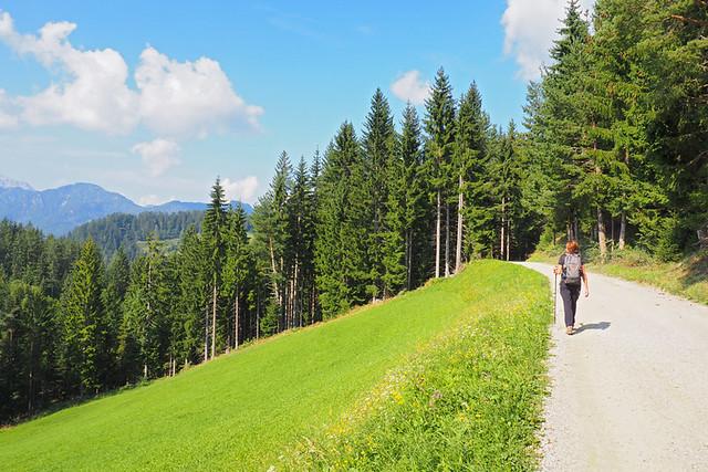 Easy walking, Slovenia