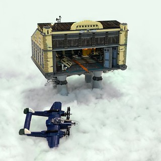 SKYTOPIA – Cloud Garage | by Vaionaut