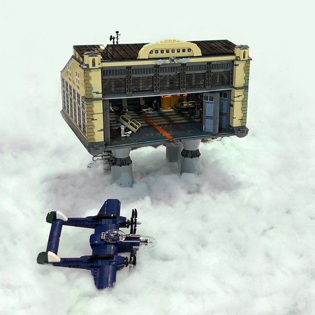 SKYTOPIA – Cloud Garage