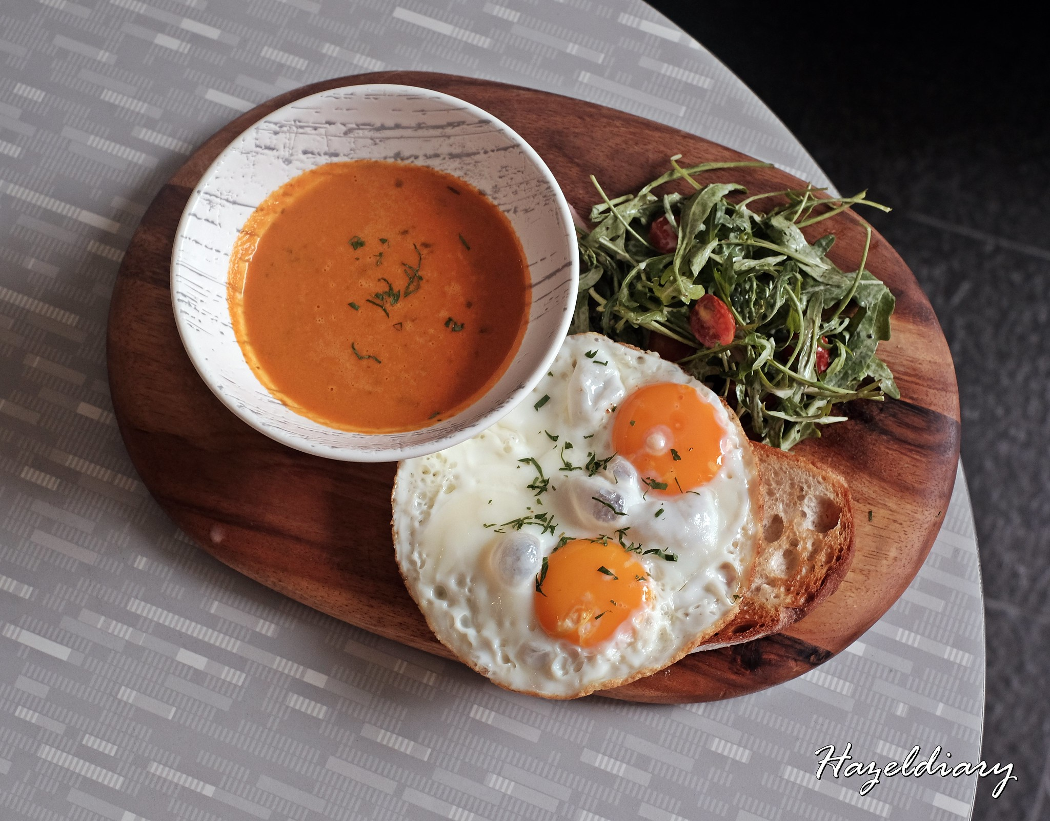 Memo Cafe Studio M Hotel -Your Hearty Brunch
