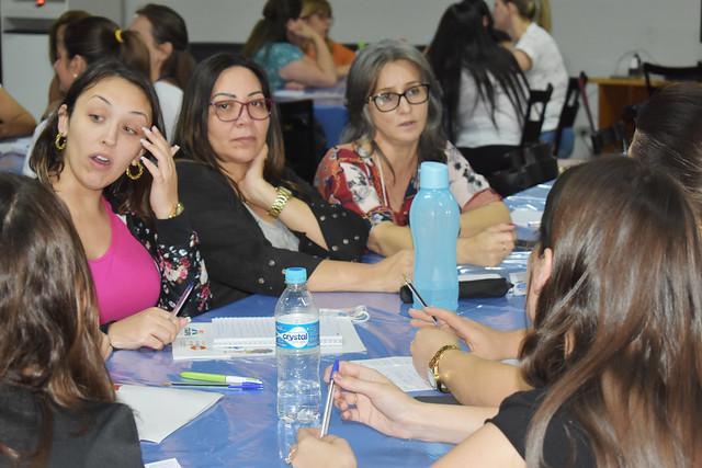Capacitações de setembro do projeto do UNFPA e da ITAIPU no Oeste do Paraná
