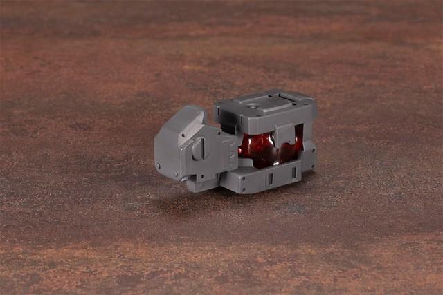 湛藍獸王改造計畫,始動!HMM ZOIDS 洛伊德 飛刃獅虎 AB 型(ゾイド RZ-028 ブレードライガーAB)
