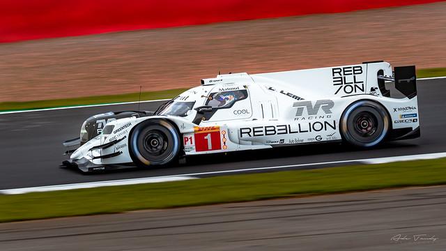 (1) Rebellion Racing - Rebellion R13 - Gibson - LMP1