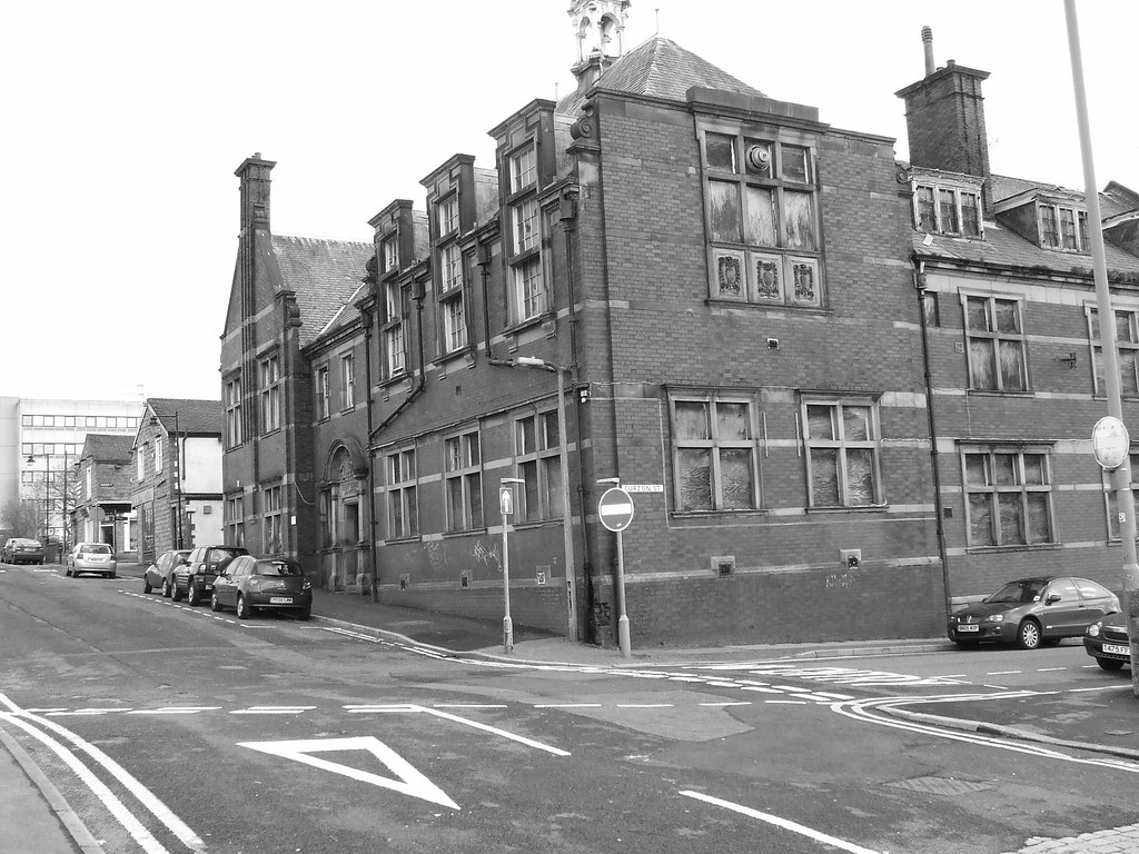 The Former County Court Buildings, Bankhouse Street, Burnley, Lancashire