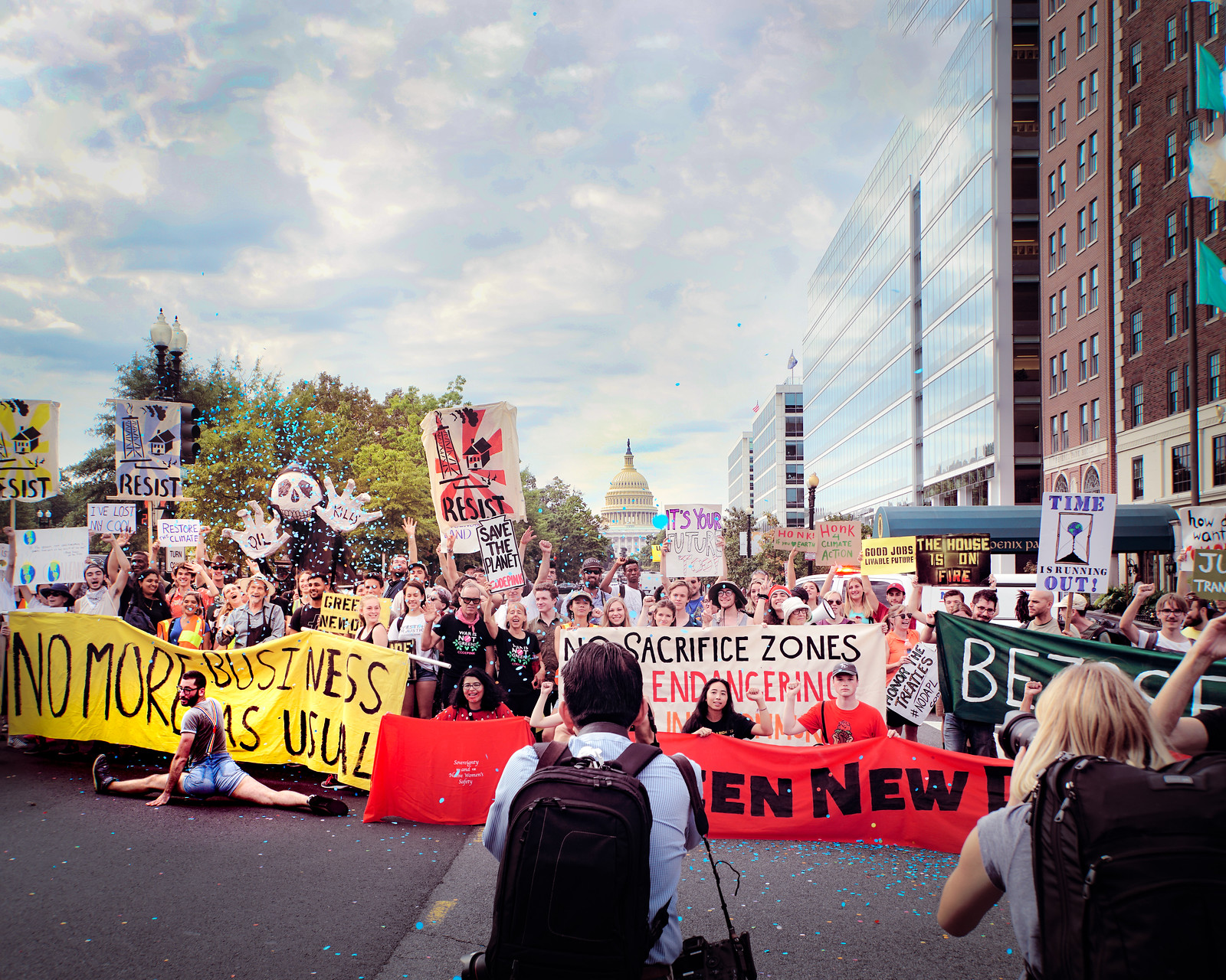 2019.09.23 Climate Strike DC, Washington, DC USA 266 20021-Edit