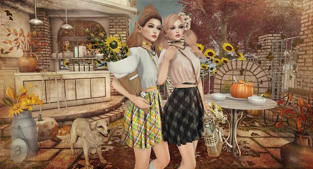Autumn Garden Café