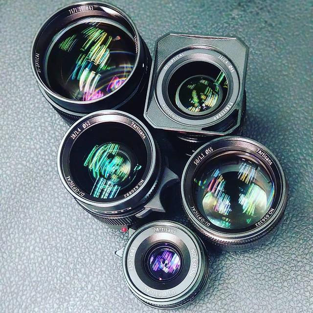 七工匠 35mm f1.4 asph銘匠重生