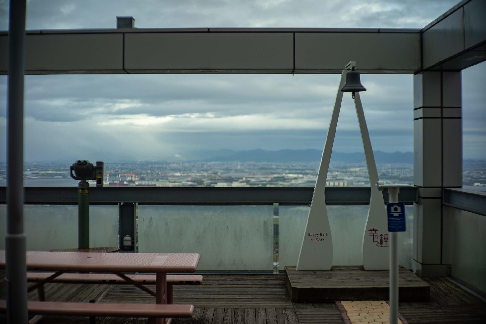 蔵王山展望台 a7II + 七工匠 50mm F1.1