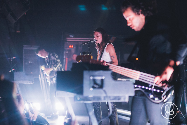 PVRIS (w/ Upsahl) at Music Hall of Williamsburg (Brooklyn, NY) on September 18, 2019