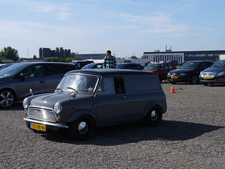 Mini 1000 Van 1980