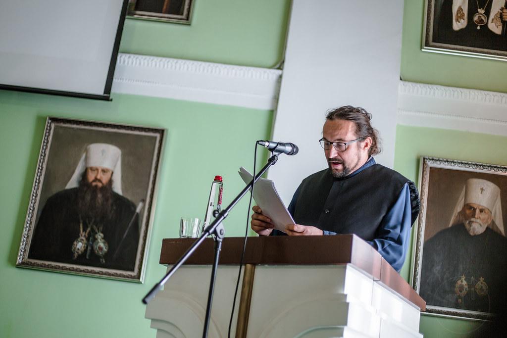 24 сентября 2019, XI Международная научно-богословская конференция / 24 September 2019, The XI International Scientific and Theological Conference