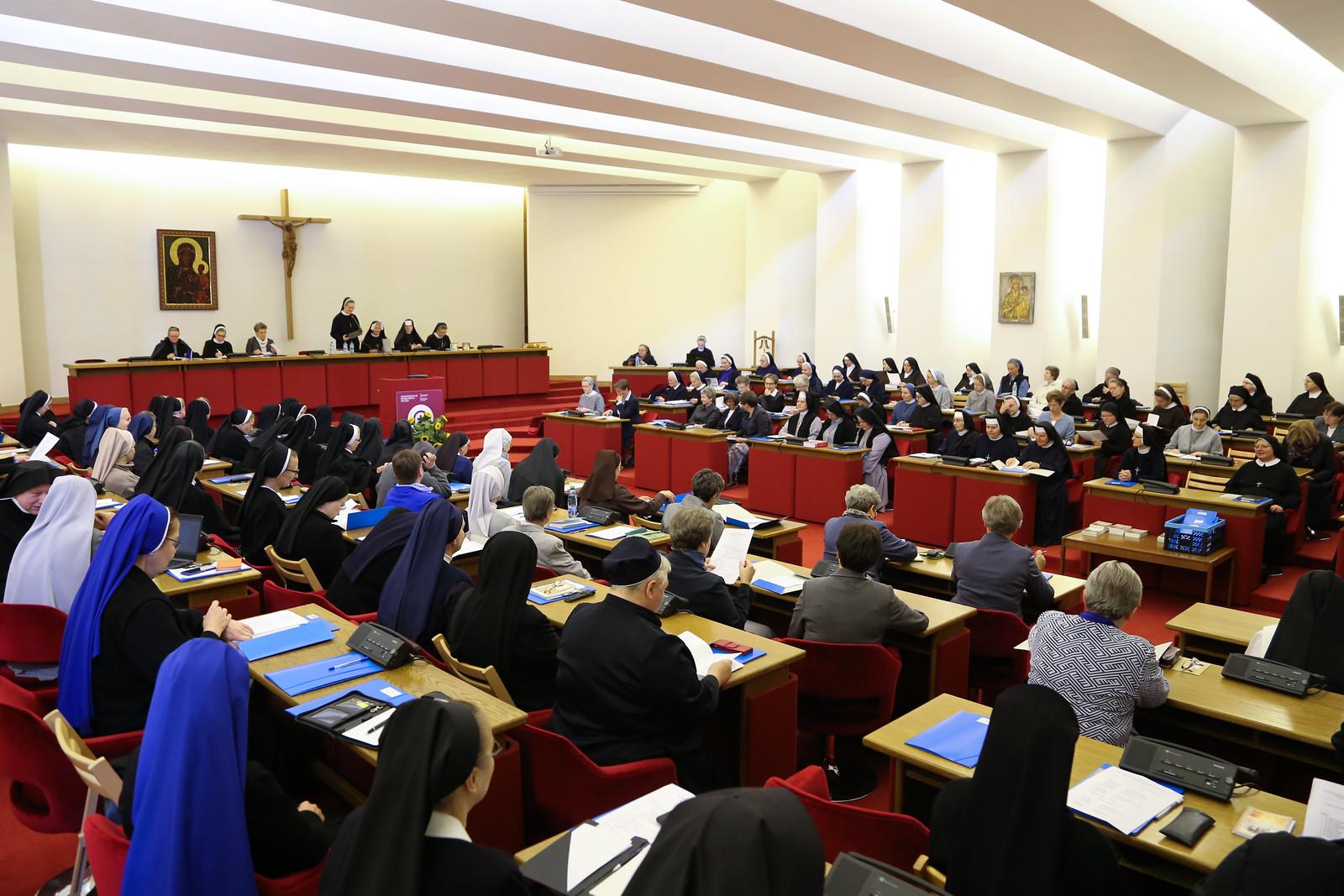 Zebranie Konferencji Wyższych Przełożonych Żeńskich Zgromadzeń Zakonnych, 24 IX 2019 r.