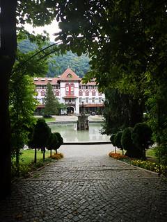 Dimitrie Ghica Park (Sinaia)