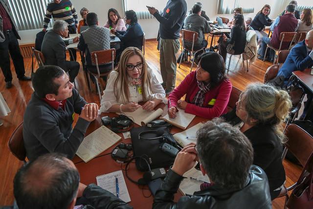 Seminario de Comunidades Profesionales de Aprendizaje