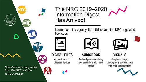 2019-2020 Information Digest Has Arrived!