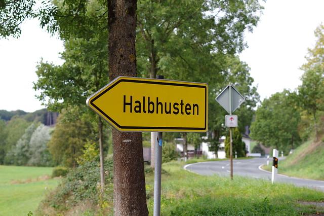 Drolshagen, Bezirk Halbhusten