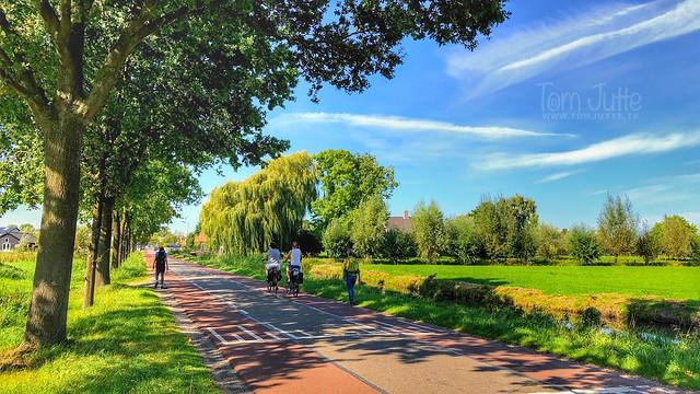 Last day of Summer, Langbroek, Utrecht, Netherlands - 3025