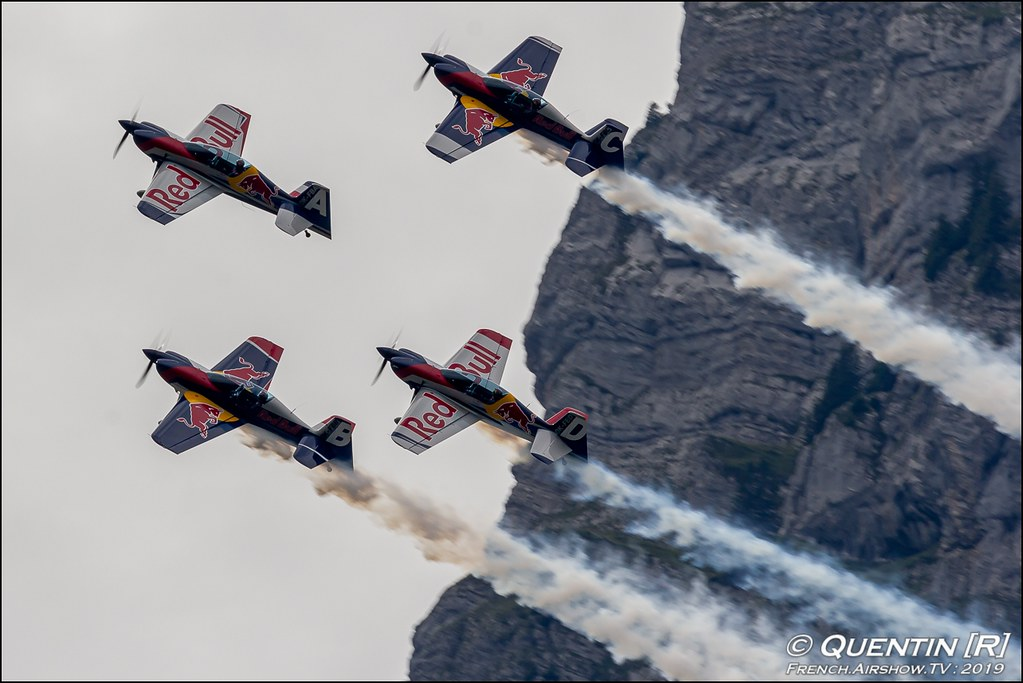 Flying Bulls Aerobatics Team XA42 Zigermeet Mollis en Suisse Canon Sigma France contemporary lens Meeting Aerien 2019