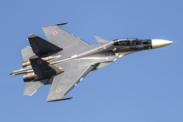Sukhoi Su-30SM - Russian Navy