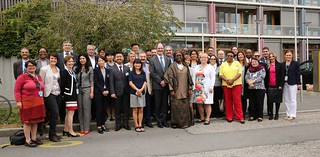 Annual joint meeting to enhance cooperation and coordination between the regional centres under the Basel and Stockholm conventions - September 24-25, 2019, Geneva, Switzerland