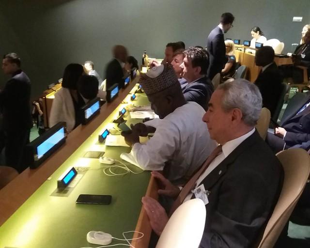 19.09. Secretário Executivo na 74ª Assembleia Geral das Nações Unidas