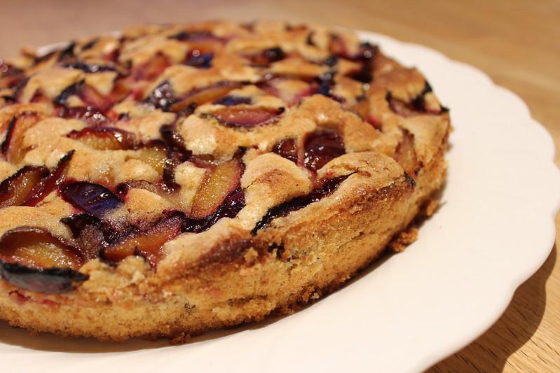 Plum cake / etdrysskanel.com