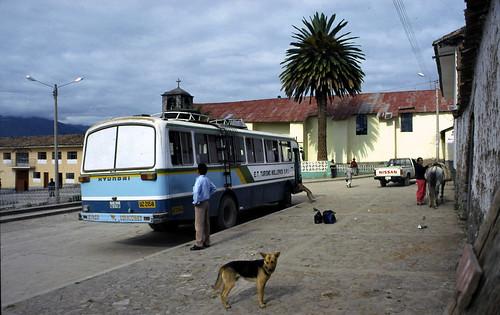 Pisco en Chopicalqui, Mini expeditie