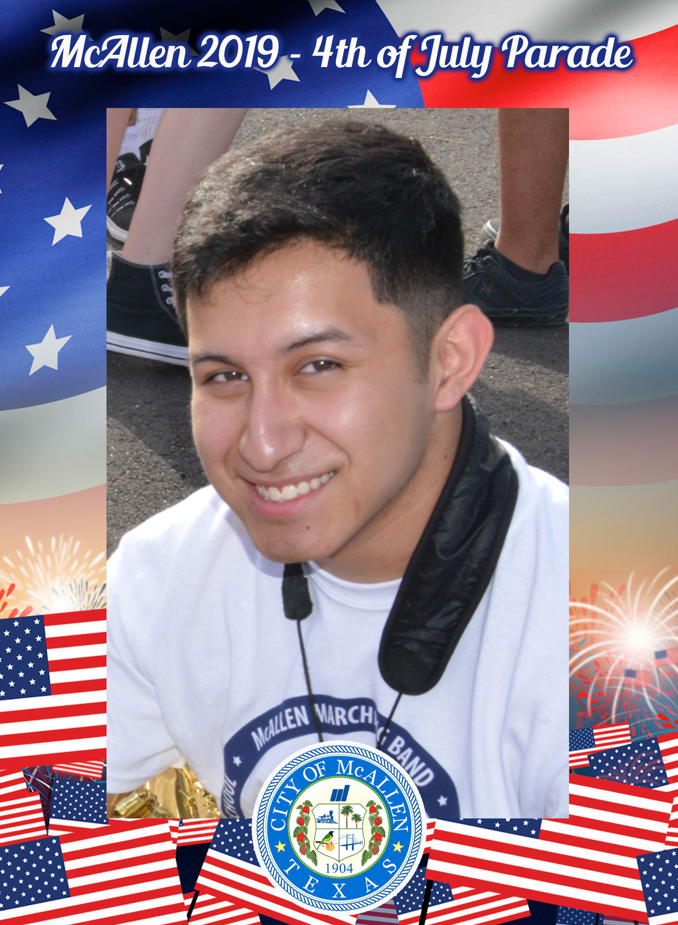 McAllen 4th of July Parade 2019 – Faces Part 3