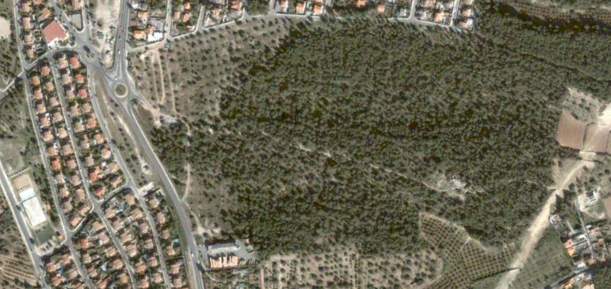 l'esplai tarragoní, tarragona, mazinger no está aquí, antes, urbanismo, planeamiento, urbano, desastre, urbanístico, construcción