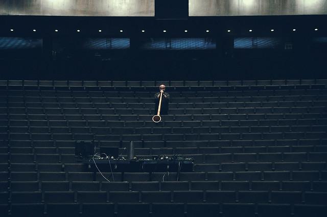 empty seats in C-Minor .
