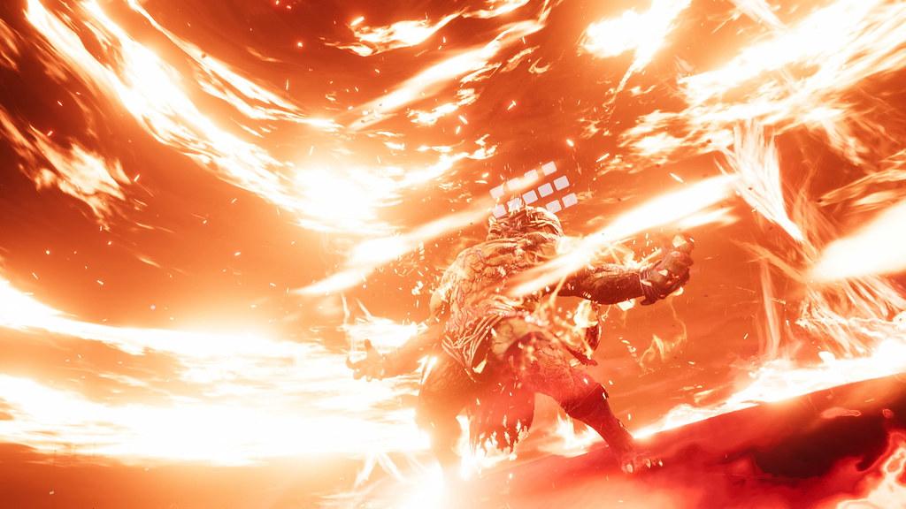 Final Fantasy VII Remake on PS4