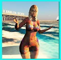Lana At The Beach