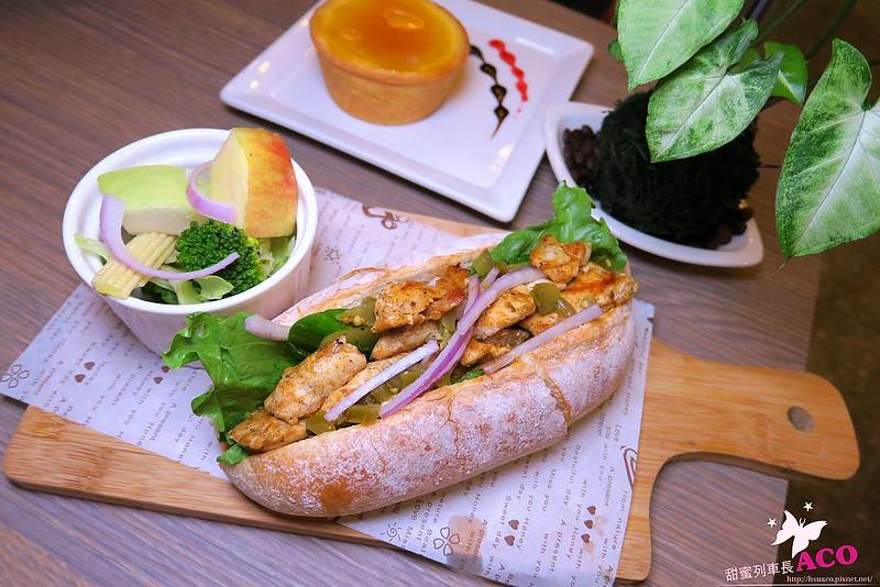 中山咖啡廳16