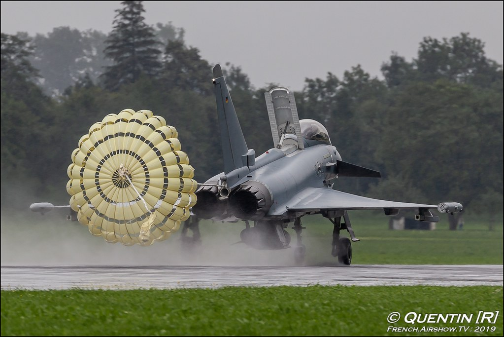 Eurofighter Typhoon Zigermeet Mollis en Suisse Canon Sigma France contemporary lens Meeting Aerien 2019