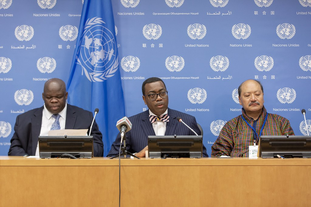 Press Conference - Climate Action Summit