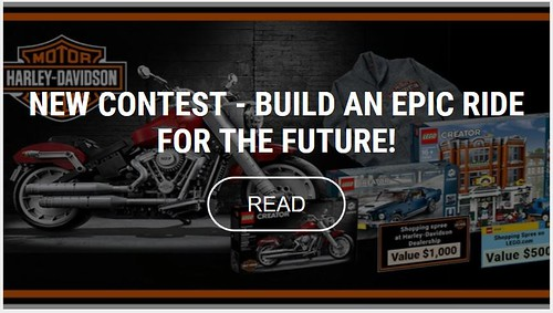 Ideas Build an Epic Ride for the Future Contest