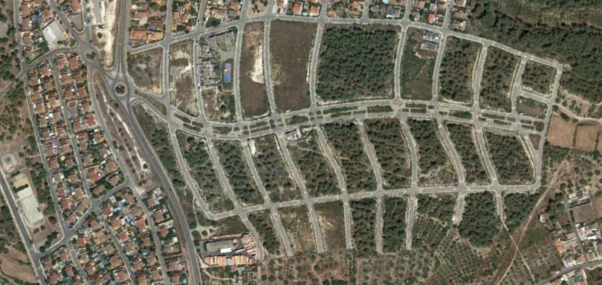 l'esplai tarragoní, tarragona, mazinger no está aquí, después, urbanismo, planeamiento, urbano, desastre, urbanístico, construcción, rotondas, carretera