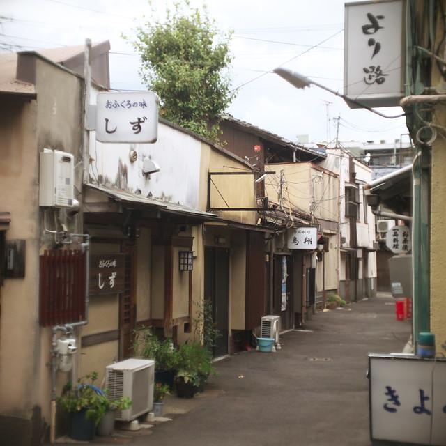 Nishikikoji street#12