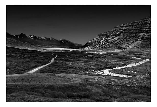 Mountain Range Near Vik | Iceland