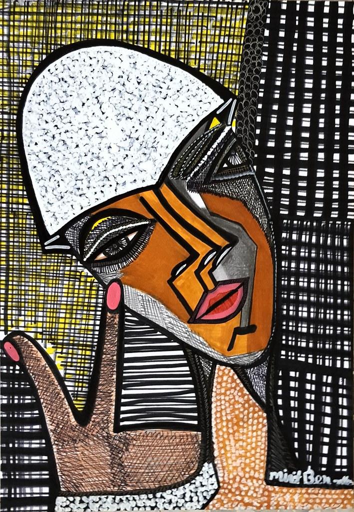 Selling outsider art from Israel Mirit Ben-Nun