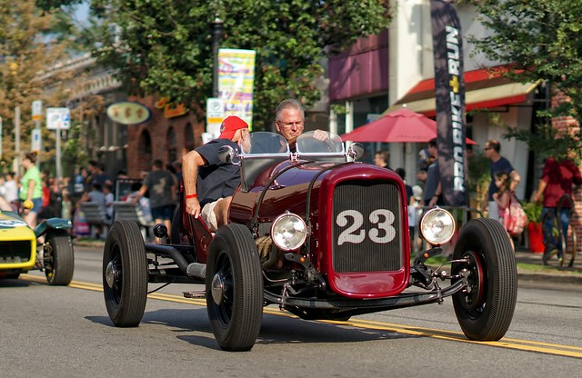 2019 PVGP Forbes Avenue of Speed
