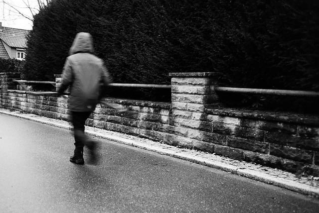 The runner (Leica M6)
