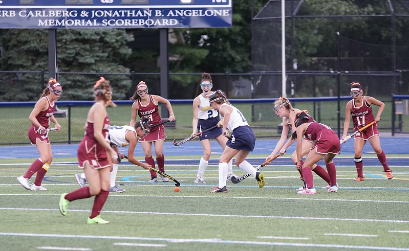BVFH Game 1 vs. Mendon 9.4.19