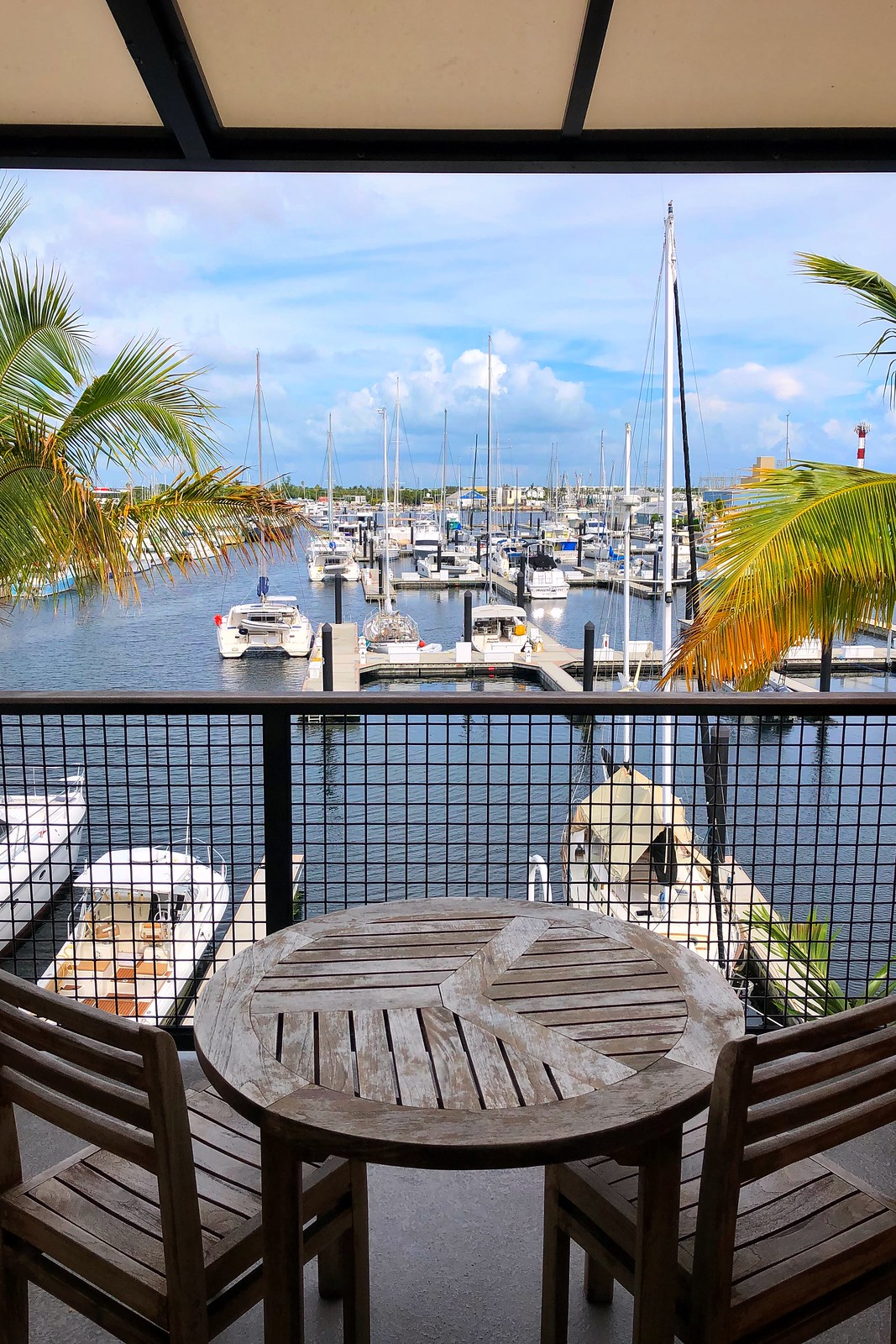 perry-hotel-room-view-stock-island-marina-ultimate-road-trip-5-days-florida-keys-itinerary-what-to-do-key-west-key-largo-islamorada-marathon-miami-vacation-guide