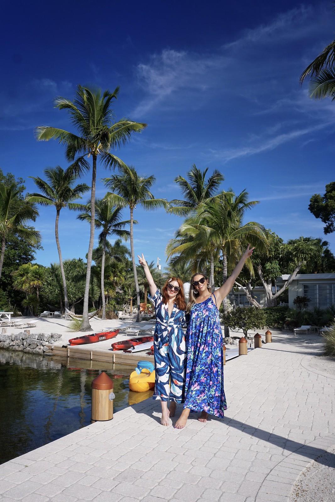 Kona Kai Resort Key Largo Florida Girls Getaway Vacation Travel