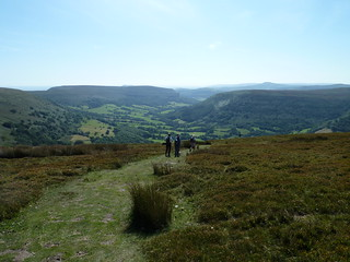 Pandy Inn to Llanvihangel Crucorney walk