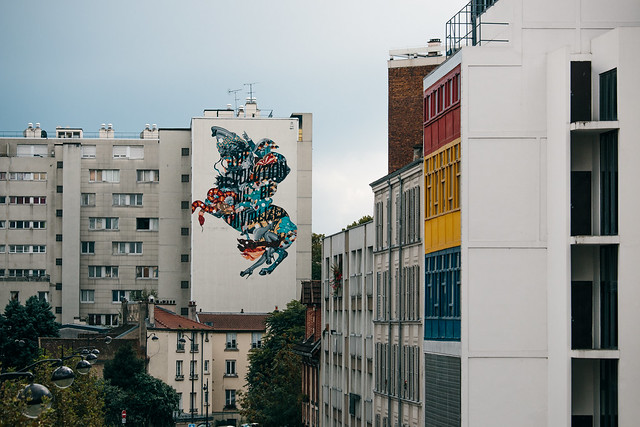 Tristan Eaton - The Revolution will be Trivialized
