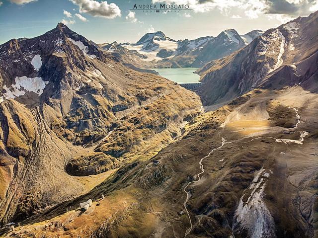 Piano dei Camosci e Lago del Sabbione - Alta Val Formazza (Italy)
