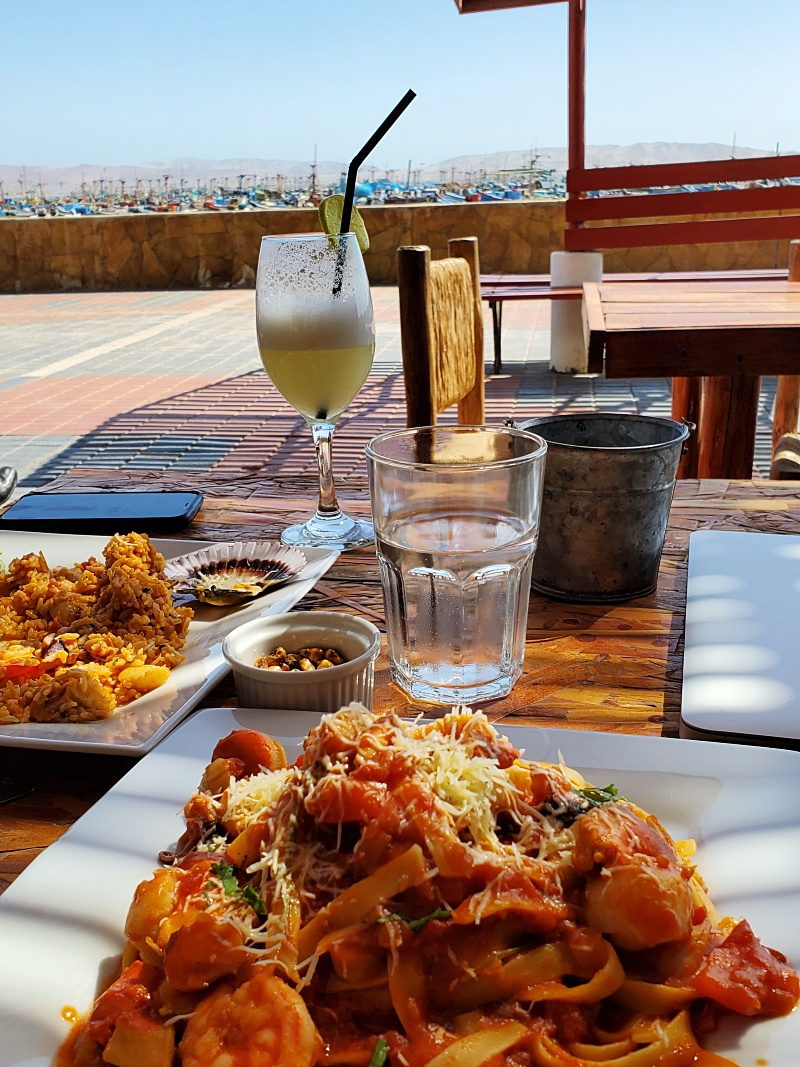 Paracas Food