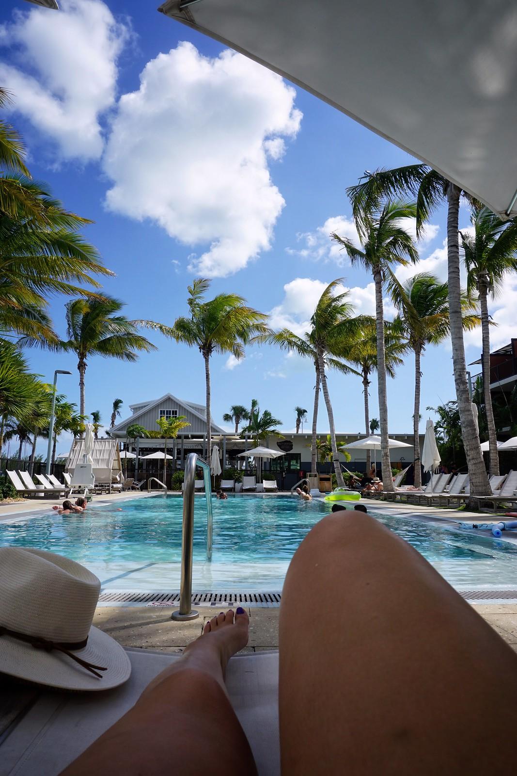 perry-hotel-pool-ultimate-road-trip-5-days-florida-keys-itinerary-what-to-do-key-west-key-largo-islamorada-marathon-miami-vacation-guide